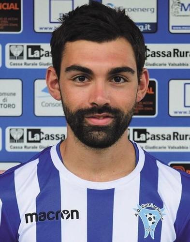 Federico Lorenzi ha firmato l'1 a 1 su rigore