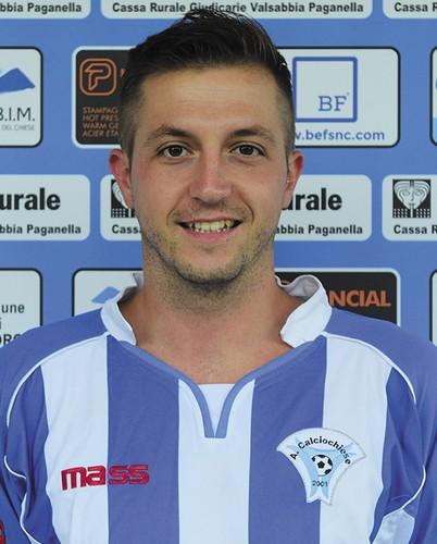 Primo gol stagionale per Nicola Rinaldi