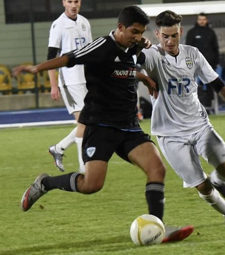 Karim Saidi in azione