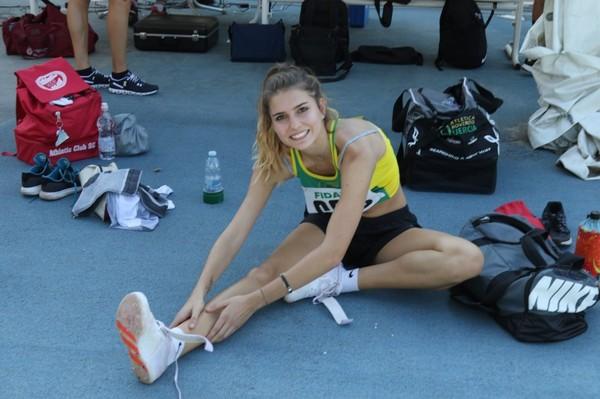 Anna Fichera (foto Facchini)