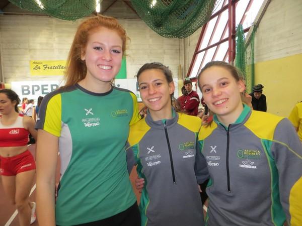 Bonvicin, Bona e Scarpiello in gara a Modena