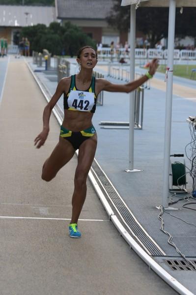 Elisa Ducoli vince in solitaria i 1500m
