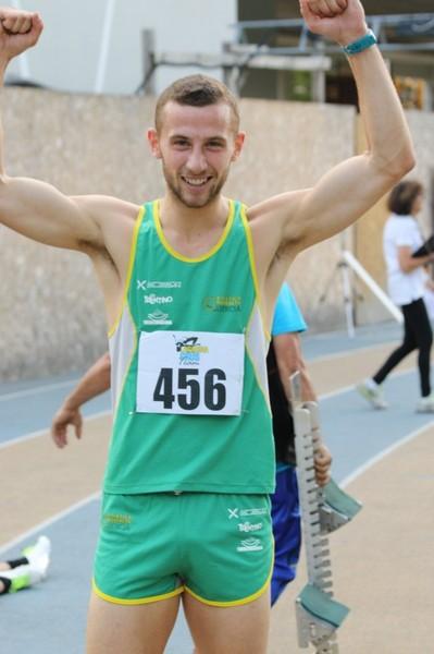 """Giulio Lutterotti vince i 400m con il nuovo personale, 48""""95"""