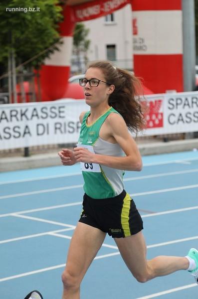 Isabel Mattuzzi (foto Running.bz)