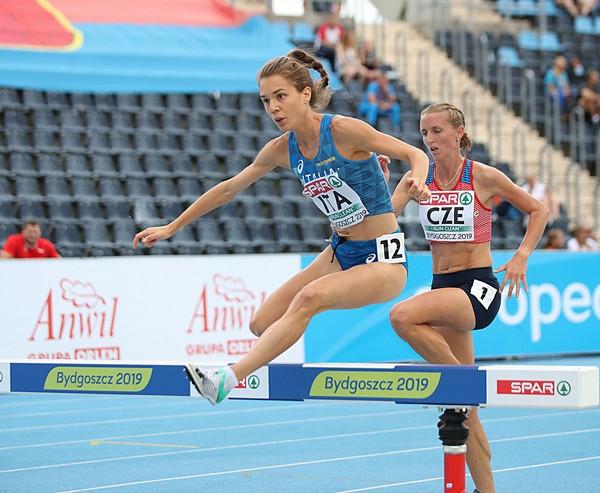 Isabel Mattuzzi (foto FIDAL/Colombo)