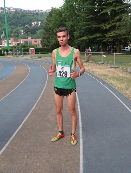 Marco Anesi campione regionale 1500m