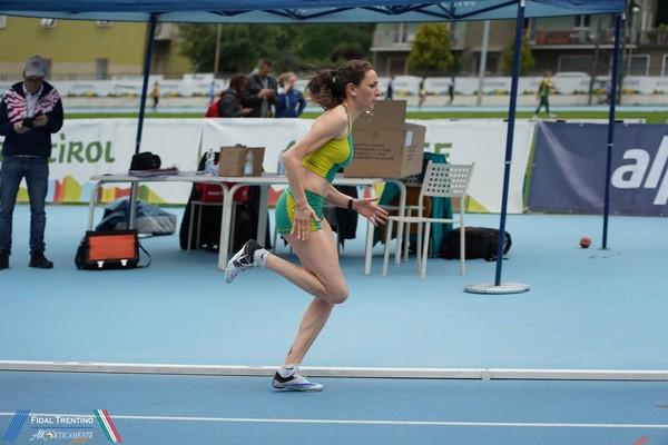 Jessica Peterle vince i 400m