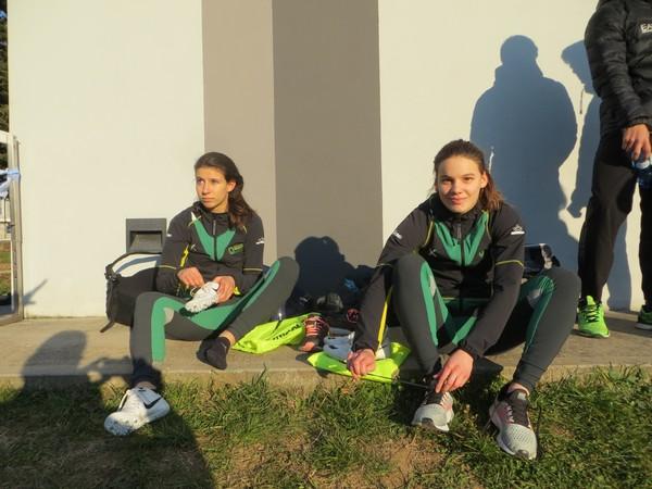 Lisa Bona e Cecilia Scarpiello a Bergamo