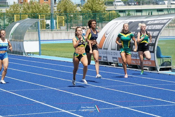 Cecilia Scarpiello vince la finale dei 100m