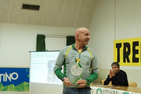 L'atleta del''Anno Master, Marco Zenorini