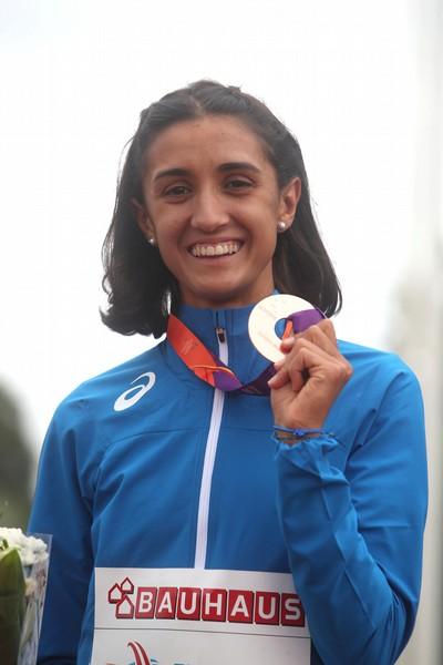 Elisa Ducoli, terza sui 3000m (foto FIDAL/Colombo)