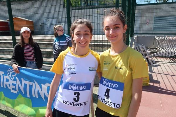 Anna Bettini con Giulia Bianchi