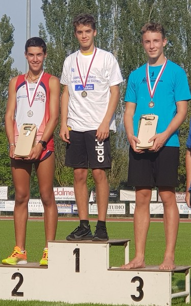Simone Valduga, Campione Regionale Esathlon 2019