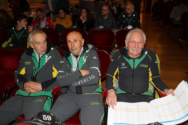 I Master Eisenstecken, Formentin e G. Bianchi (foto Facchini)