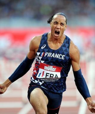 Il francesc Pascal Martinot-Lagarde, campione europeo dei 110hs