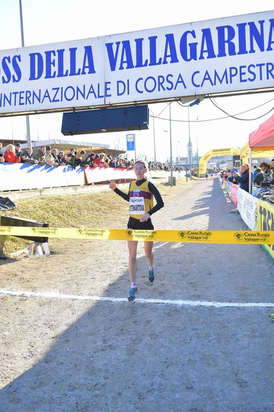 Moira Stewartova vince la gara femminile (foto M. Volcan)