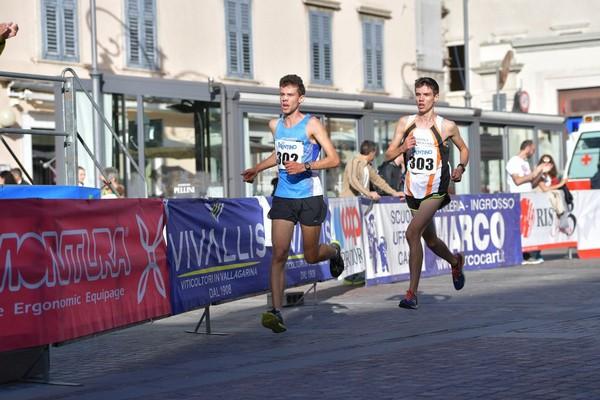 I fratelli Anesi dominano la prova Juniores (foto M. Volcan)