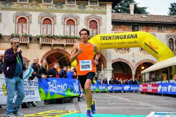 Cesare Maestri (foto Marco Volcan)
