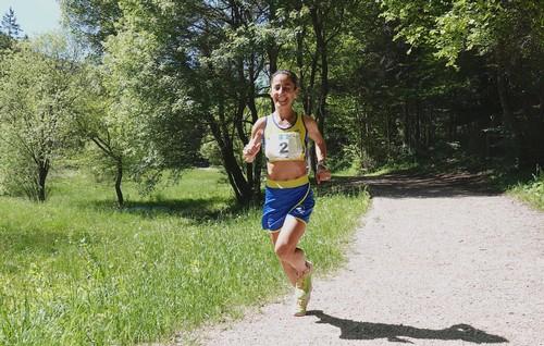 Ana Nanu vincitrice della seconda tappa