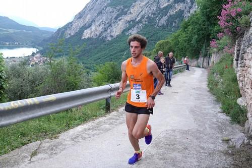 Il vincitore Cesare Maestri