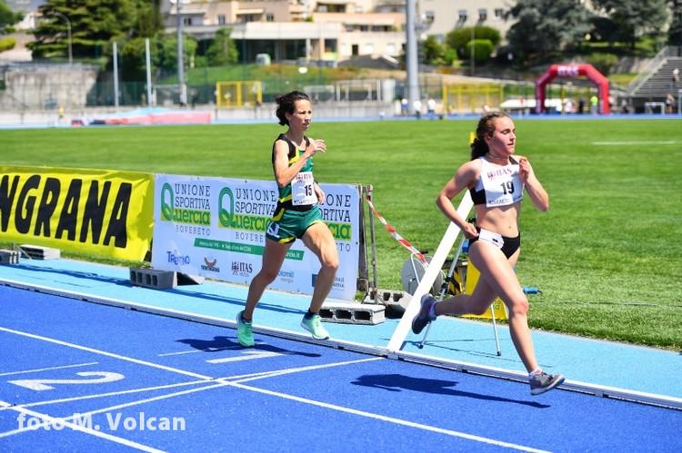 Claudia Andrighettoni (foto M. Volcan)