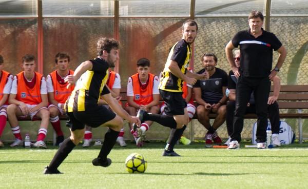 Marco Dalponte ha segnato il proprio terzo gol in campionato