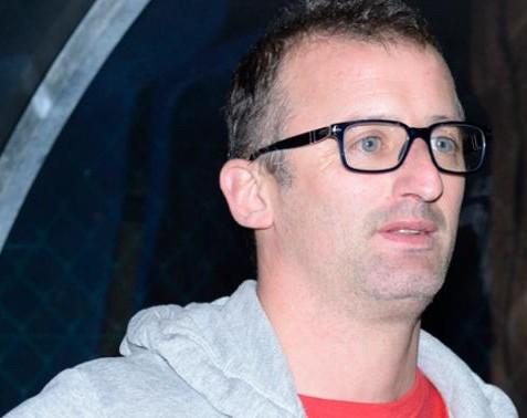 Paolo Campo, allenatore del Marco