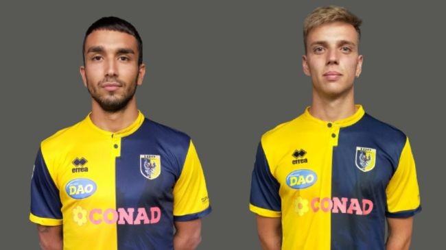 Samuele Vianni e Leonardo Raggio