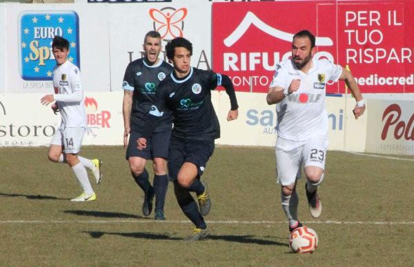 Il brasiliano Nunes Da Cunha, al debutto con la maglia del Trento
