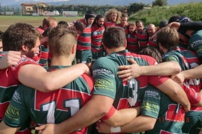 I ragazzi dell'Oltrefersina Sirena Rugby