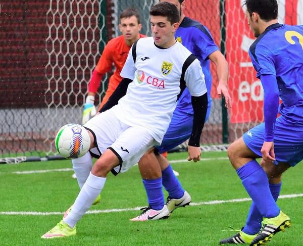 Domenica scorsa Alessio Bosetti ha trovato il primo gol stagionale