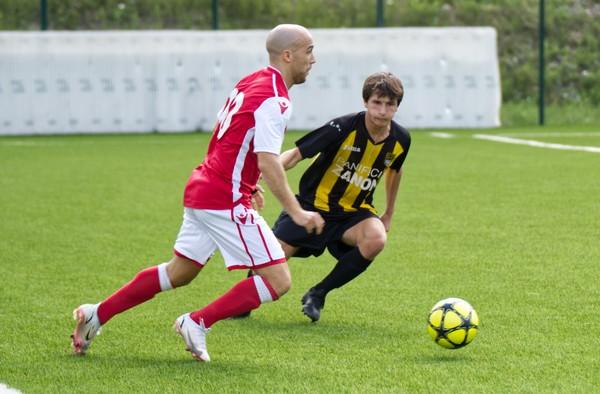 Nel match di San Giorgio Gianni Carli è stato tra i migliori gialloneri
