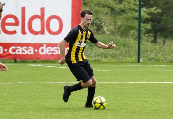 Mattia Poletti ha deciso il match con due gol in due minuti