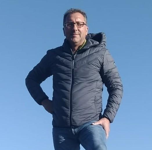 Il presidente giallonero Fabio Poletti
