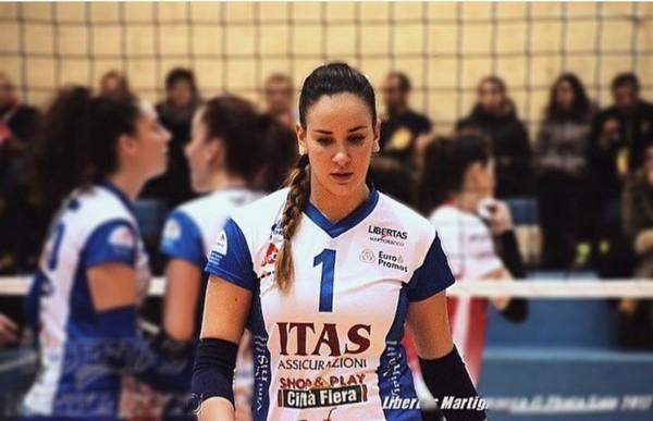 Beatrice Pozzoni, classe 1995, ha vestito le maglie di Pro Victoria Monza, Don Colleoni Trescore Balneario, Libertas Città Fiera di Martignacco e Volleybas Udine