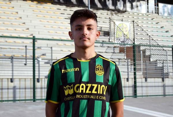 Prima rete in maglia gialloneroverde per il giovane attaccante Gabriel Pereira