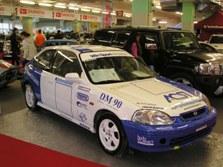 2009 - Honda Civic EK4 GR. N