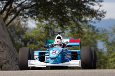 2012 - Lola Zytek Formula 3000