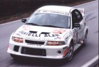 2005 - Mitsubishi EvoVI GR.A
