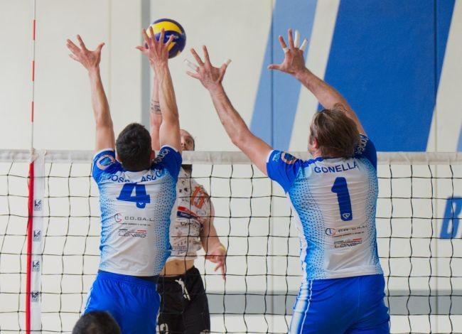 Il Savigliano, che ha vinto la finale contro il Bolghera, sarà al via della serie A3