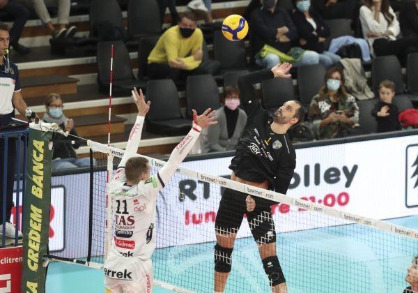 Matey Kaziyski ricomincerà contro la propria ex squadra
