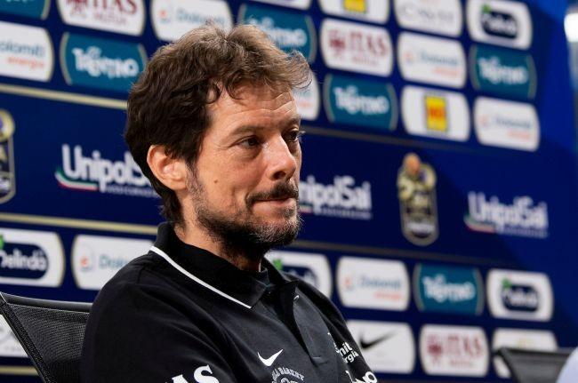 Fabio Bongi, assistente allenatore della Dolomiti Energia Trentino