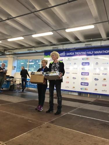 Loreta sul podio cat.SF65