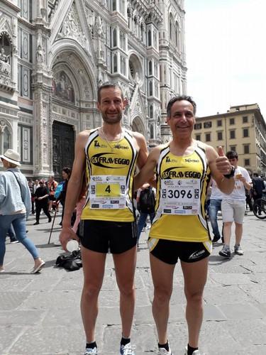 Silvano e Mario a Firenze