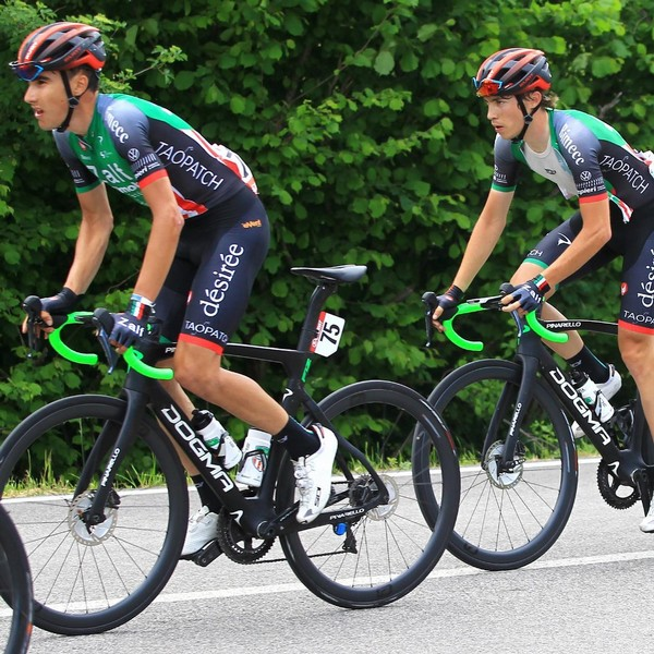 Edoardo Zambanini, atteso protagonista nella corsa tricolore