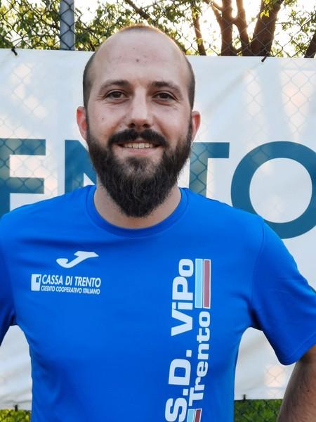 Martino Pojer è il nuovo fisioterapista della ViPo