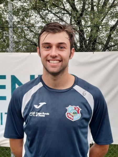 Il nuovo attaccante della ViPo: Matteo Pecoraro