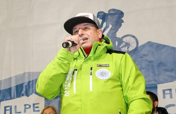 Il patron Fabrizio Gennari