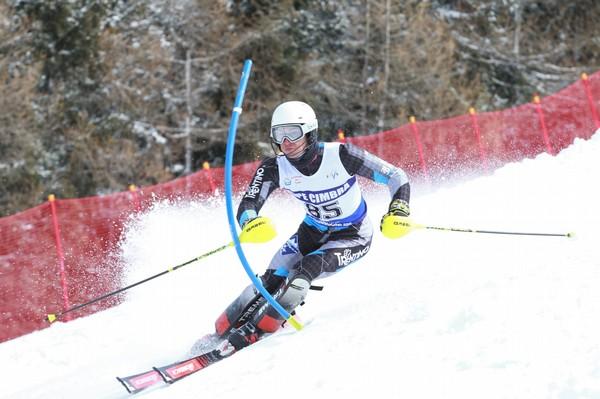 Giorgio Ronchi vince lo slalom Trentino Cup