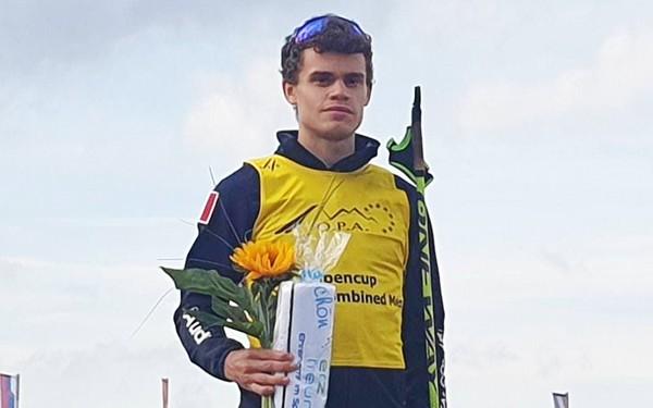 Iacopo Bortolas doppia vittoria e nuovo leader dell'Alpen Cup